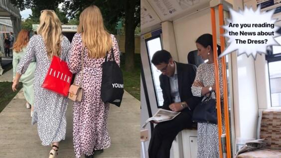 大撞衫!!!全世界的女孩們都在穿這件Zara波卡圓點洋裝,甚至還有自己的IG帳戶!