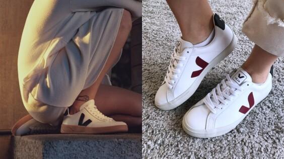 就算鞋櫃已被小白鞋霸佔還是要買!Veja早秋最新六大款一次滿足各種風格的女孩男孩們!