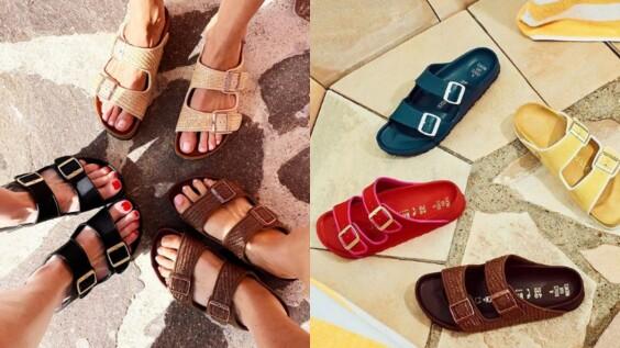 夏天時人腳一雙的勃肯鞋Birkenstock竟然和飯店推出一系列聯名款?大受好評程度你不能不知!