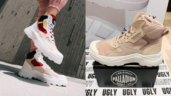 從未曝光的隱藏版配色太仙了!PALLADIUM推出浪漫玫瑰粉PALLAKIX 90軍靴