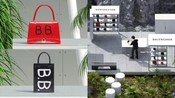 絕對不會跟別人撞包!Balenciaga打造限時專賣店,讓你在公共巴士站塗鴉專屬自己的包包
