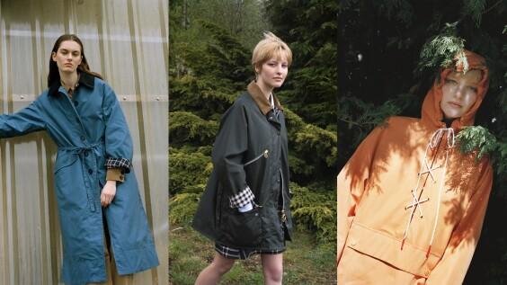 下雨誰說只能撐傘!這7款防風、防雨風衣讓你雨天也可以很時髦