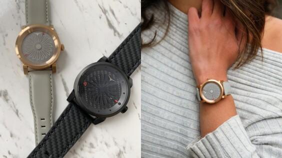 全都不超過萬元!絕不跟別人撞錶,小資女必收藏的3個小眾文青手錶品牌