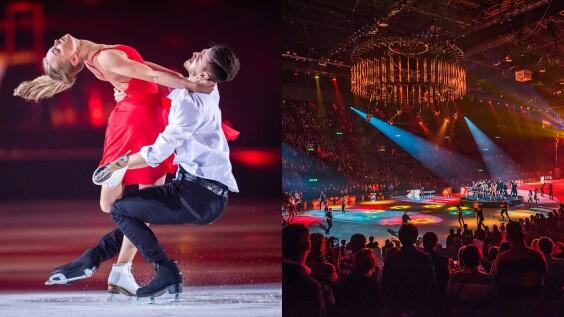 2020瑞士冰上秀《Art on Ice歌舞冰上》即將登台!結合花式滑冰、葛萊美天王,世界級娛樂大秀降臨台北小巨蛋
