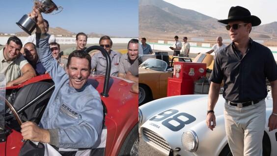 福特對戰法拉利!《賽道狂人》克里斯汀貝爾及麥特戴蒙攜手演出,車壇史上最刺激真人真事