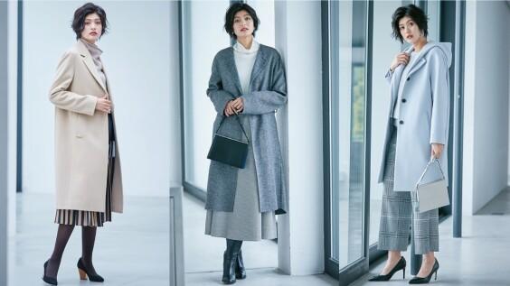 冬季大衣的超人氣穿搭,五款「iCB大衣」承包妳的冬日衣櫥,讓妳完美過冬!