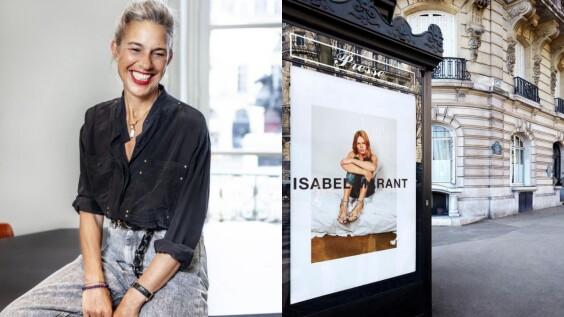 認識設計師Isabel Marant:「法國女人非常努力的讓自己看起來毫不費力。」
