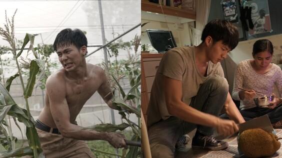 《菠蘿蜜》吳念軒演技大爆發!裸身在玉米田揮汗、大秀馬來西亞口音,勾起遊子思鄉情