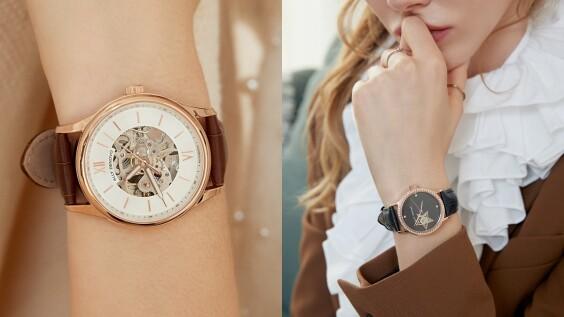 不用萬元就能買到!ALLY DENOVO再推藝術機械錶系列,珍珠錶盤、星夜錶面及古典設計三大系列