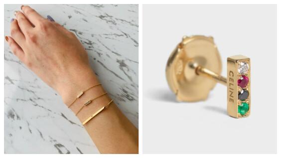 【試戴報告】CELINE推出高級珠寶系列,小巧精緻的設計搶搭 daily wear 珠寶主流,每天配戴超時髦!(內附實戴影片與售價)