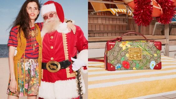 最具代表性的雙G Supreme帆布、Flora花紋齊現!GUCCI推出Gift Giving假日禮讚系列
