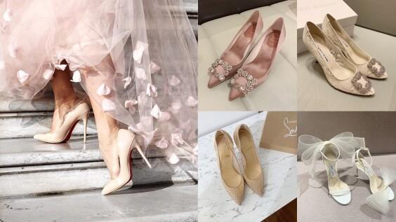 每一雙都是極品中的極品!準新娘們絕對要知道9個台灣可以直接購入的婚鞋品牌