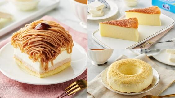 全聯首度攜手法國kiri頂級鮮奶油乳酪品牌!8款罪惡系乳酪甜點,重度乳酪控一定要吃起來