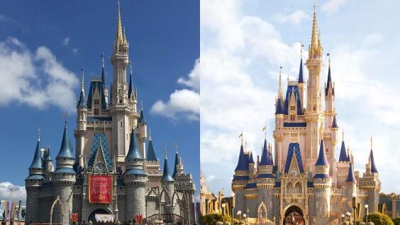迪士尼招牌「灰姑娘城堡」即將夢幻變身!牆面刷上柔嫩粉色、皇家金點綴細節,立刻排進人生清單