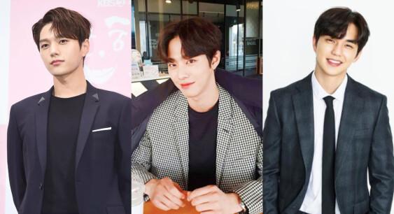 安孝燮 到 金明洙,精選韓國30歲以下大勢男星,可口俊美你選哪一味?