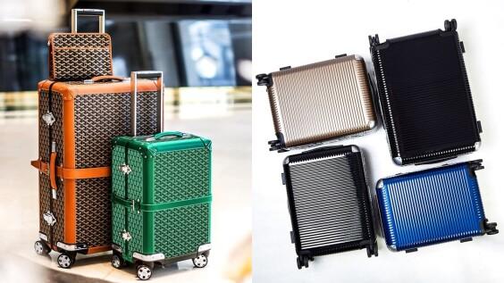 只知道RIMOWA就落伍了!6個與RIMOWA齊名的行李箱品牌務必筆記