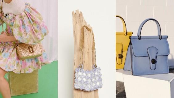 小資女必收中價位品牌Marc Jacobs、Bally、Longchamp、Coach…2020春夏全新包包都在這