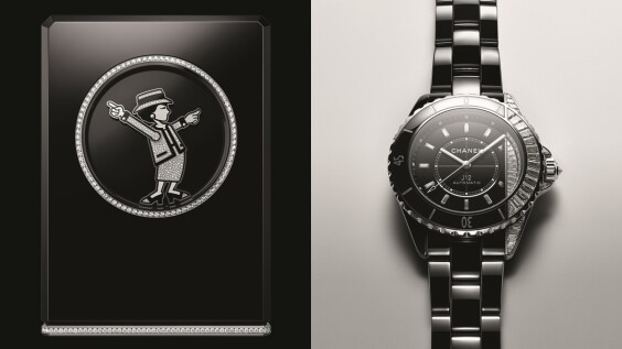 Chanel 2020年度新錶總盤點,J12、Q版香奈兒女士座鐘、可快拆錶帶的Boy∙Friend…許願清單一次更新!