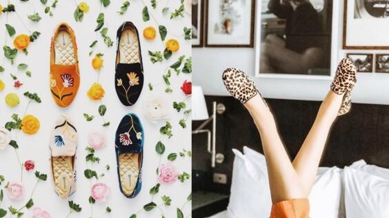 居家和外出的最佳優質伴侶!舊金山平底鞋品牌Birdies,讓你走到哪時髦到哪!