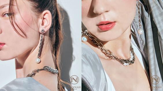 運動與時尚兼具!美麗佳人《野女孩俱樂部》x Hannah Jewelry打造野女孩專屬摩登飾品