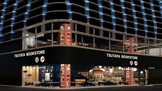 南台灣唯一!TSUTAYA BOOKSTORE蔦屋書店宣布進駐高雄,日系品味結合咖啡香,成全新必朝聖空間