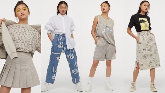 兔巴哥、崔弟在時尚圈出道!H&M運動風好青春、Tommy Hilfiger滿足丹寧控