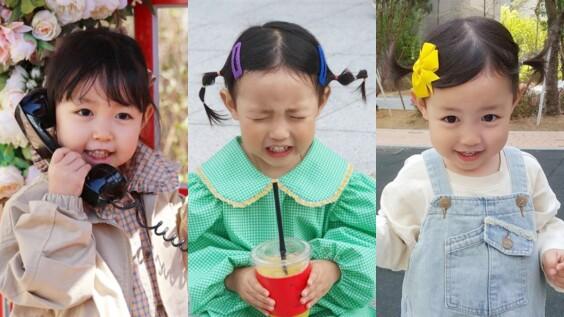 萌系童星再一發!韓劇《夫婦的世界》小三女兒 珍妮,劇中&私服造型一次大公開!