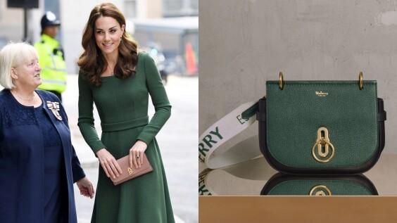 凱特王妃愛牌Mulberry宣布全球統一定價,不論何處皆能以同價格購入包包