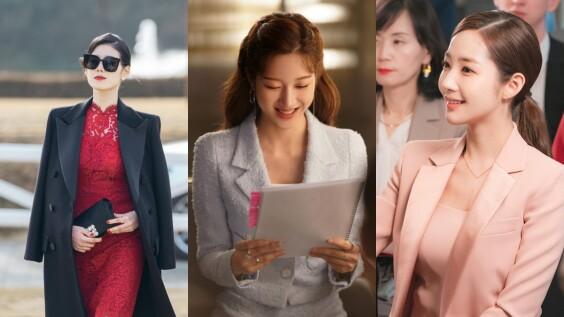 西裝控本篇必看!值得認識的韓國品牌avou avou :《The King》鄭恩彩、《花樣年華》李寶英、朴敏英,韓劇女神都在穿!