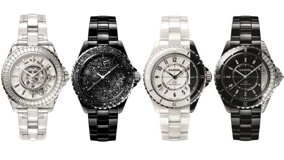 Chanel J12系列手錶2020年度新款完整盤點!解碼香奈兒J12的6大工藝細節
