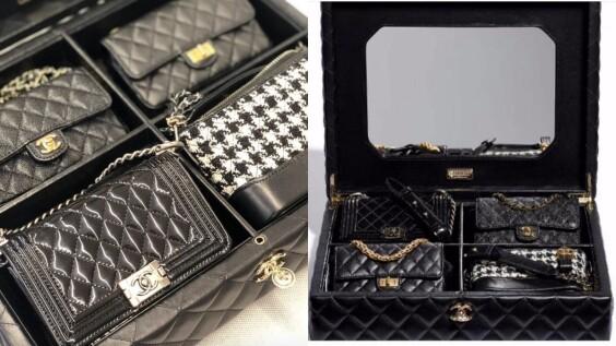 一次把香奈兒經典2.55、11.12 、Boy Chanel、流浪包都收齊!Chanel Gift Box 開賣日、售價快筆記
