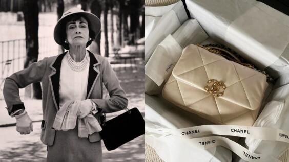 香奈兒Chanel 19包向64年前推出的經典2.55致敬! 以更摩登時髦的面貌成為必入手It Bag!