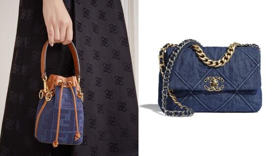 不論春夏秋冬都百搭的精品丹寧包推薦!盤點Chanel、Delvaux、Dior、Fendi,特色、售價整理給你