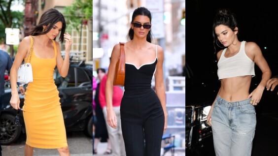 超模Kendall Jenner夏天最愛的七款單品+造型公式,使你今夏晉升火辣酷妹!