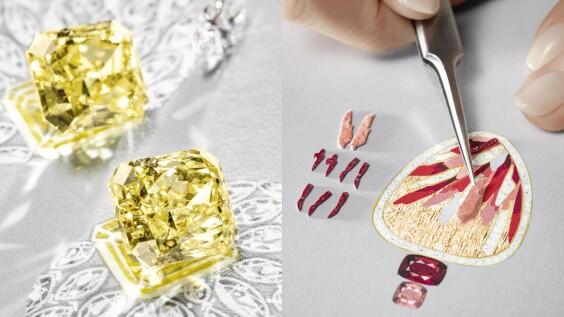 每見 Piaget 就有好心情!Wings of Light頂級珠寶系列的四項重點工藝