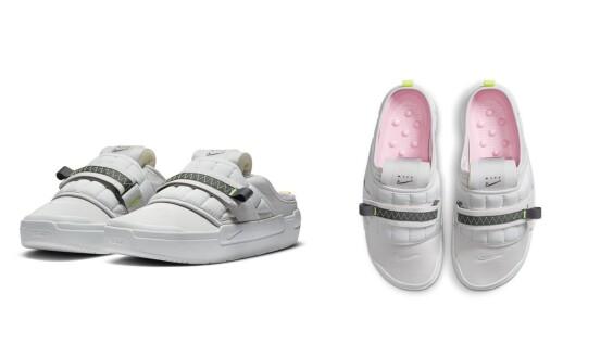 一邊走路一邊腳底按摩!Nike全新上架這雙Offline拖鞋款式,穿了你就回不去了