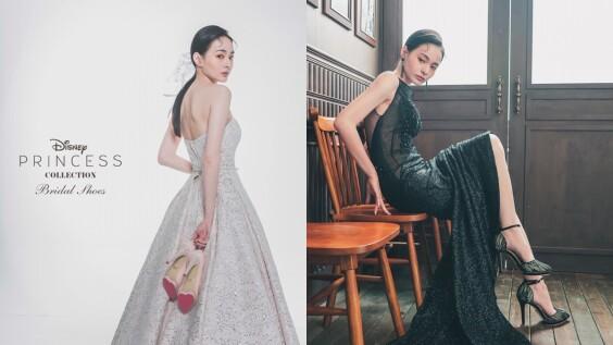 絕美婚鞋再添一家!Grace Gift推出迪士尼白雪公主、灰姑娘、花木蘭...婚鞋,是小資女的自助婚禮首選
