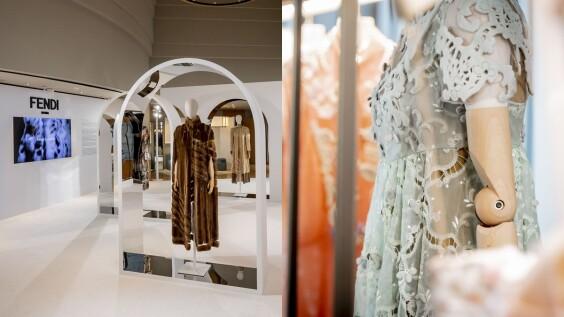 僅限VIP進場的Fendi高級訂製服展覽曝光!同場推出皮具專屬訂製服務,自己設計Peekaboo、Baguette包及行李箱
