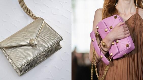 2021春夏米蘭時裝週|Fendi、Valentino、BVLGARI…亮點包包搶先看,讓你破產的新包都在這