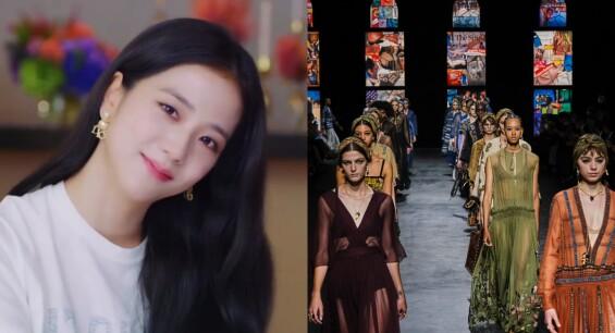 2021春夏巴黎時裝週|和Blackpink Jisoo一同在家觀賞Dior大秀!有哪些重點值得你留意呢?