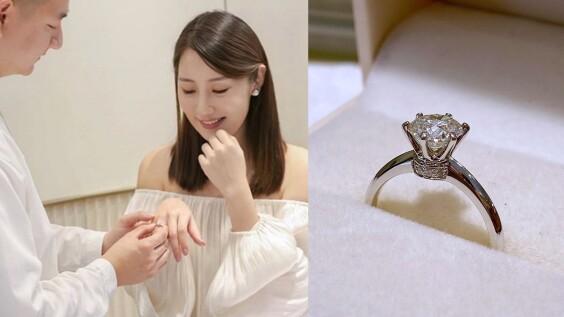 全世界專屬你們的婚戒!點睛品PROMESSA「訂製婚戒」系列,鑽石條件、戒環款式都自己選!