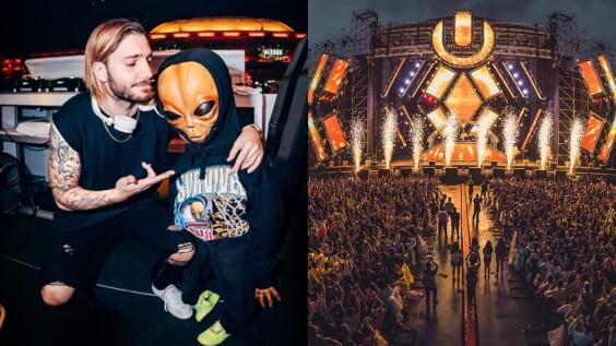 《Road to Ultra Taiwan》超強電音盛事11月登台!電音王子Alesso、瘋狗Kayzo將輪番嗨爆