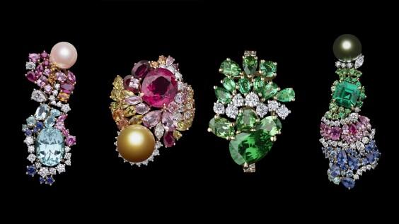 迪奧Tie & Dior系列把彩虹收進珠寶作品裡!帶你看懂工藝亮點與設計DNA