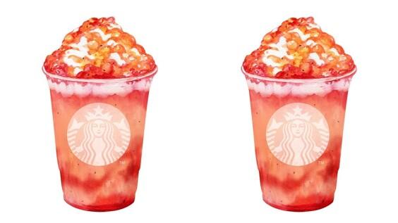 星巴克推出萬聖節限定飲品!「粉紅魔女星冰樂」芒果、蜜桃結合火龍果汁,粉橘外觀超吸睛
