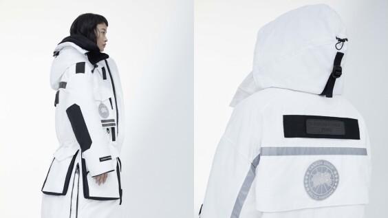 怕冷一族非買不可!加拿大鵝Canada Goose聯手韓國街頭剪裁師Juun.J重新演繹「世界上最溫暖大衣」