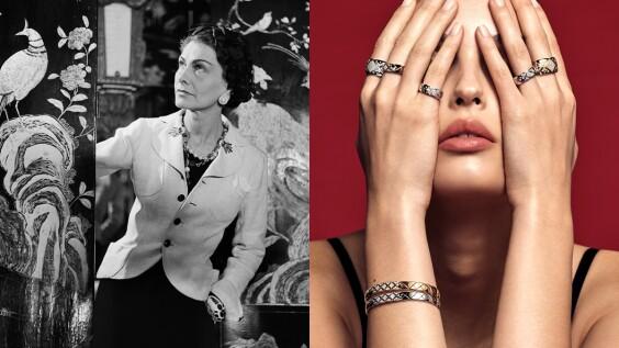 香奈兒女士:「我不在意你怎麼看我。」從18組Chanel Coco Crush珠寶搭配靈感,找出你的潛在性格!