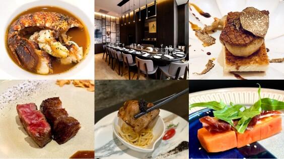《犇鐵板燒》推出全新無菜單Omakase套餐!A5和牛、嫩煎鴨肝松露,還有Prime老饕肋眼牛排,14道私房菜色一次吃