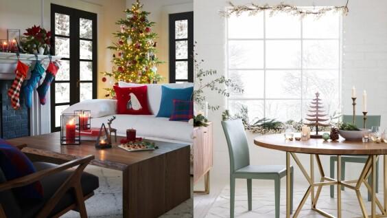 今年來辦場「北歐聖誕趴」!Crate and Barrel 4大居家佈置風格提案,為冬日注入幸福氛圍