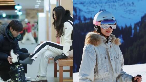 Chloé找上《藍色大海傳說》全智賢滑雪裝品牌Fusalp打造聯名系列,隋棠帶過的Dragon雪鏡也在內