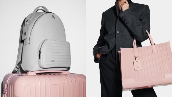 RIMOWA居然推出新包款!從行李箱進化成後背包、托特袋,全新NEVER STILL系列登場